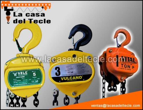 Tecles Manuales
