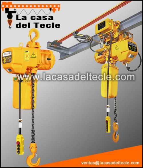 Tecles Eléctricos De Cadena