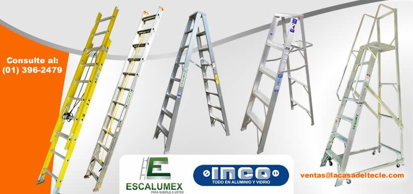 Escaleras Telescopicas